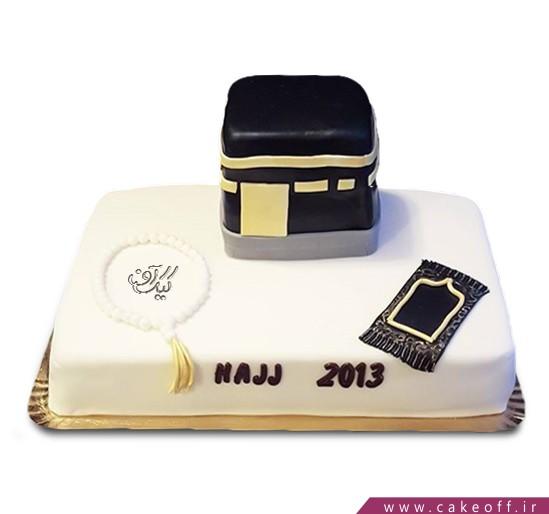 کیک تولد مذهبی - کیک حج 24 | کیک آف