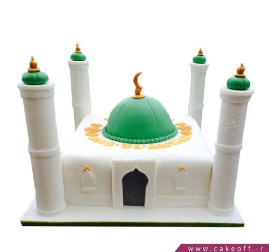 کیک تولد مذهبی - کیک او محمد بود | کیک آف