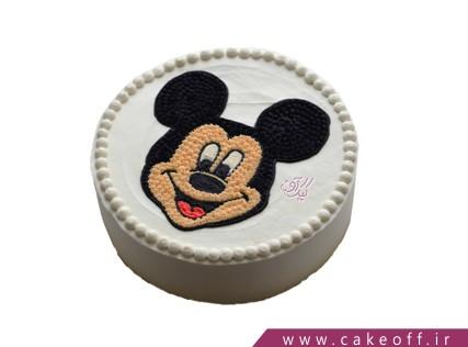 کیک تولد پسرانه جدید - کیک میکی موس دوست داشتنی | کیک آف