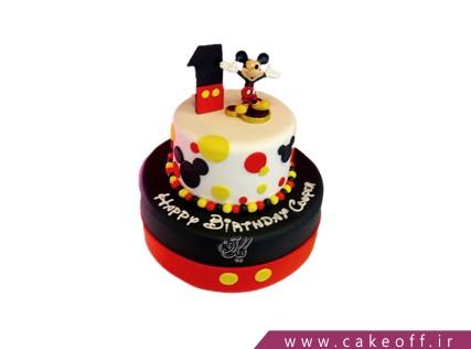 کیک تولد پسرانه جدید - کیک تولد میکی موس و شعبده بازی | کیک آف