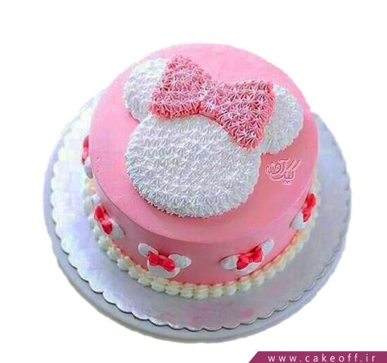 کیک دخترانه مینی موس دلربا