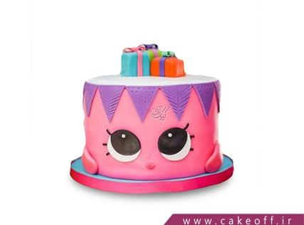 کیک روز کودک - کیک نازکادو | کیک آف