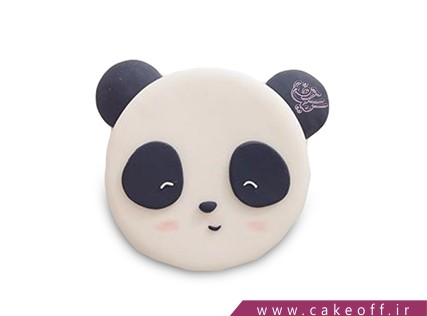 کیک حیوانات - کیک پاندا کوچولو | کیک آف