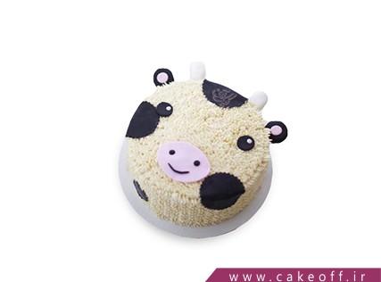 کیک حیوانات - کیک گاو کوچولوی شهر قصه | کیک آف