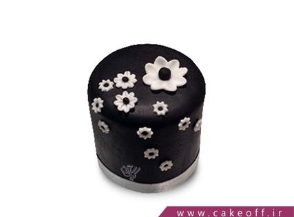 کیک تولد خاص - کیک مشکین برکه | کیک آف
