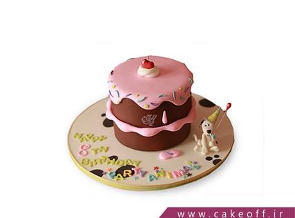 مینی کیک اصفهان - کیک بی بی نقلی | کیک آف