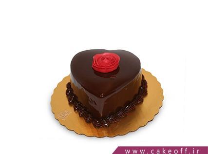 کیک قلب - کیک که عشق آسان نمود اول | کیک آف