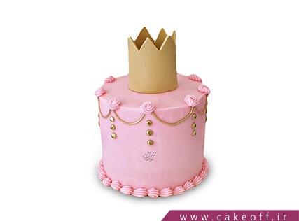 فروشگاه کیک تولد - کیک تاج سرم | کیک آف