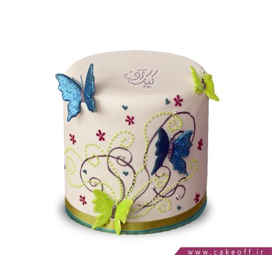 کیک تولد خبری از بُستان