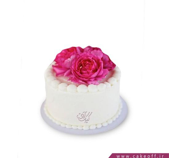 خرید کیک در اصفهان - کیک بی بی گل | کیک آف