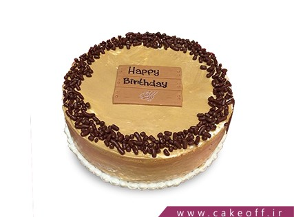 کیک ساده - کیک قهوه ریز | کیک آف