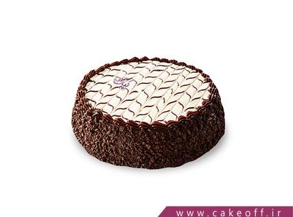 سفارش کیک کاکائویی - کیک حصیر کاکائو | کیک آف