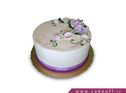 سایت فروش کیک - کیک ریز گل | کیک آف