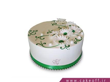سایت فروش کیک - کیک مینا گل | کیک آف