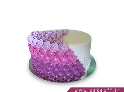 فروشگاه آنلاین کیک - کیک درخت یاس | کیک آف