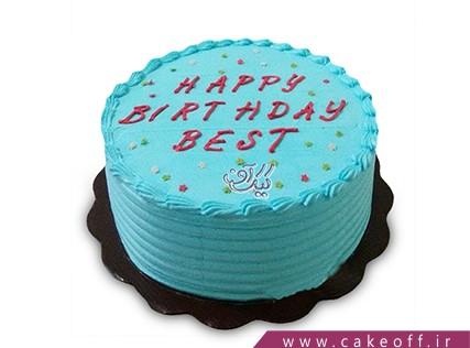 خرید کیک به صورت اینترنتی - کیک ناتالی 4 | کیک آف