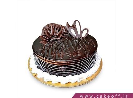 خرید کیک بصورت اینترنتی - کیک ناتلی 6 | کیک آف