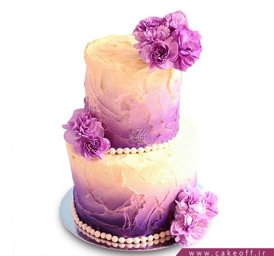 سفارش کیک عقد و عروسی - کیک یاسین | کیک آف