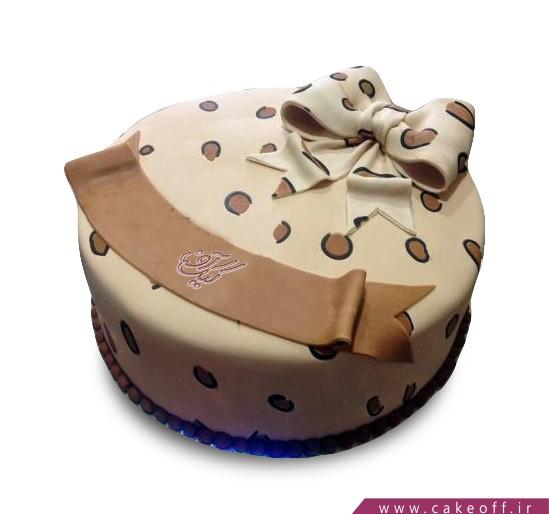 کیک پاپیون پلنگی