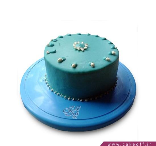 سفارش کیک ساده - کیک ناتلی 2 | کیک آف
