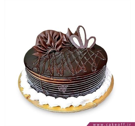 خرید کیک بصورت اینترنتی - کیک ناتلی ۶ | کیک آف