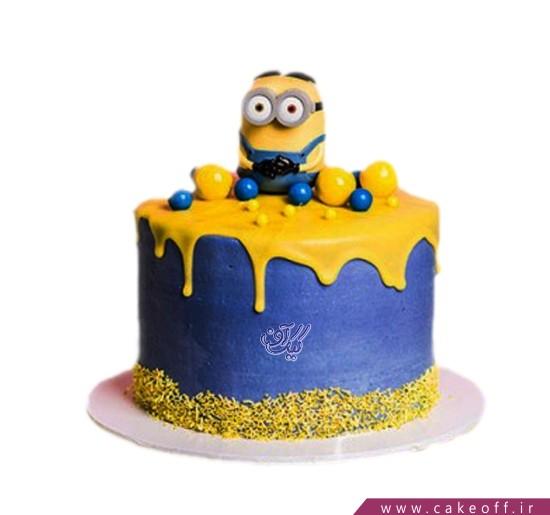 کیک مینیون منتظر