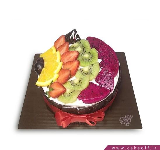 کیک میوه ای 1