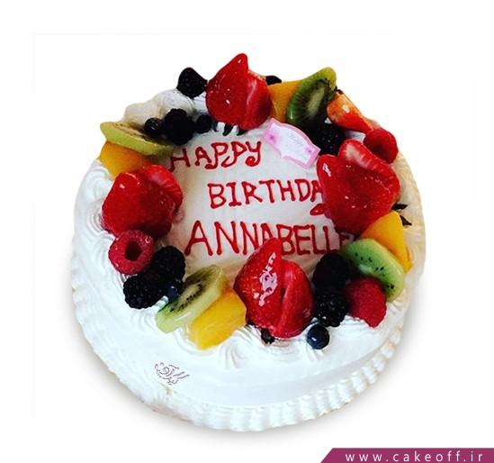 کیک میوه ای 4