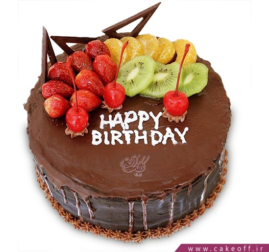 کیک میوه ای 12