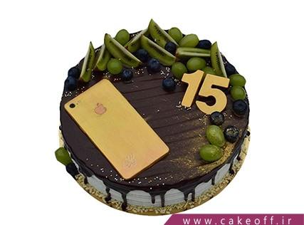 کیک میوه ای 14 | کیک آف