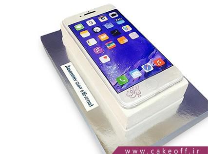کیک به شکل گوشی - کیک موبایل 2 | کیک آف
