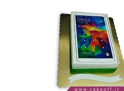 کیک گوشی - کیک موبایل 6 | کیک آف