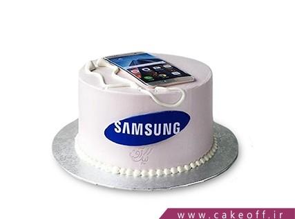 کیک تولد گوشی - کیک موبایل 11 | کیک آف