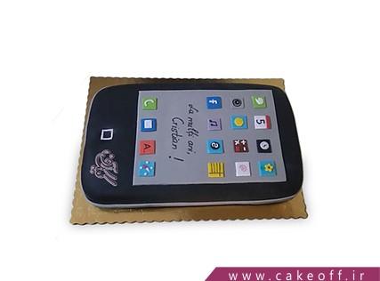 کیک تولد گوشی - کیک موبایل 14 | کیک آف