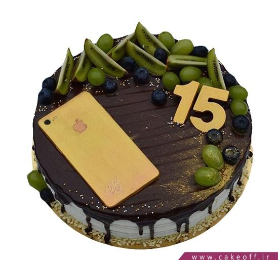 کیک میوه ای 14