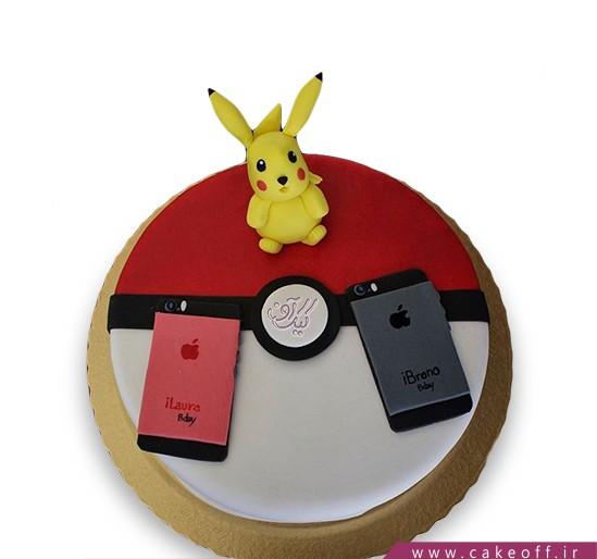 کیک موبایل 3