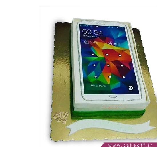 کیک گوشی - کیک موبایل ۶ | کیک آف