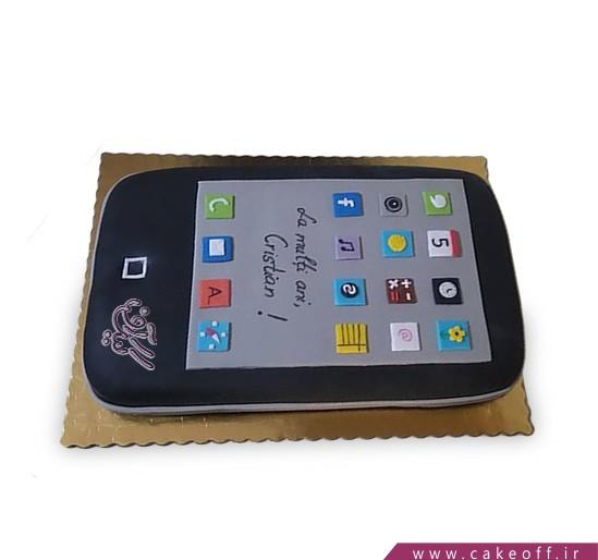 کیک تولد گوشی - کیک موبایل ۱۴ | کیک آف