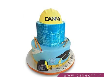 کیک روز مهندس - کیک سازه ها | کیک آف