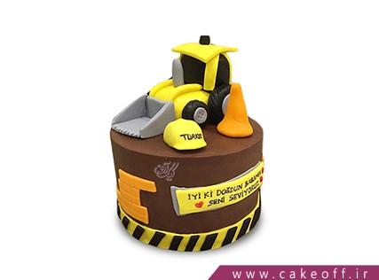 کیک روز مهندس - کیک راهی خواهم ساخت | کیک آف