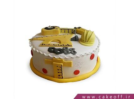 کیک روز مهندس راه و ساختمان | کیک آف