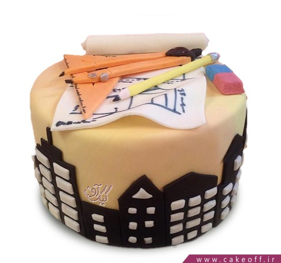 کیک شهر من