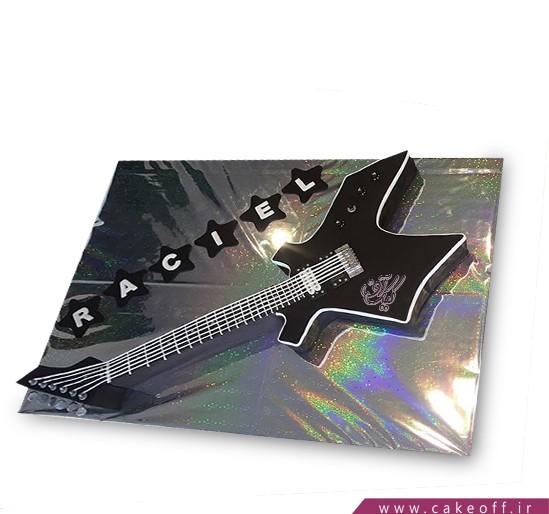 کیک گیتار جیمی هندریکس