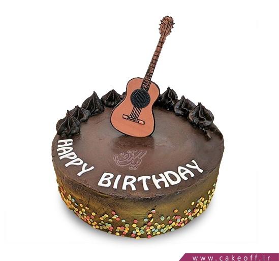 کیک گیتار اسلش