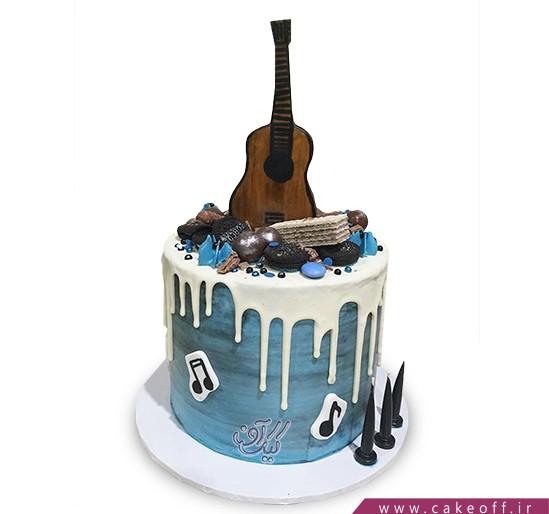 کیک گیتار اریک کلپتون