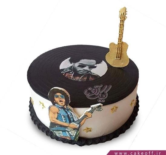 کیک گیتار لنی کراواتیز