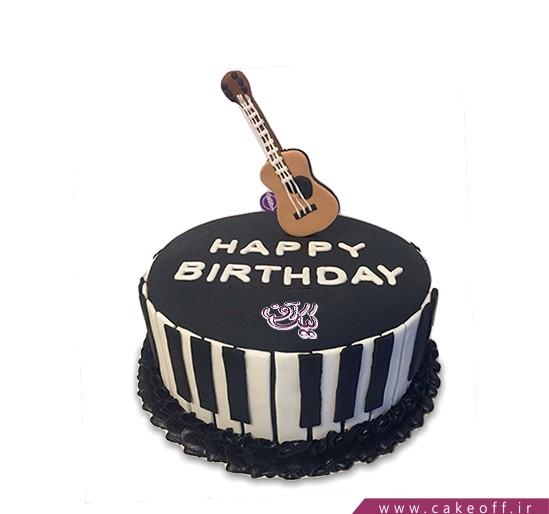 کیک گیتار بی بی کینگ