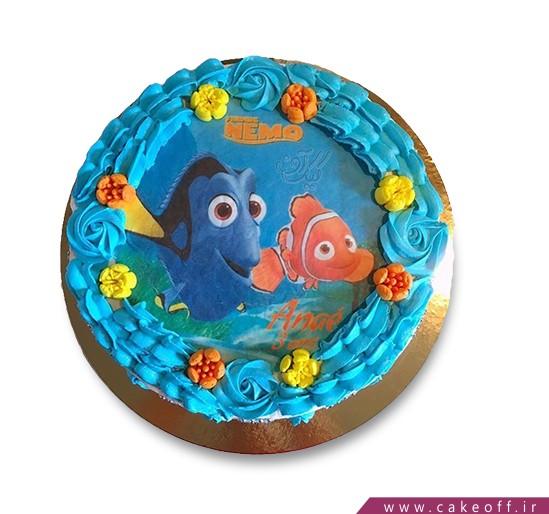 کیک ماهی نمو 7