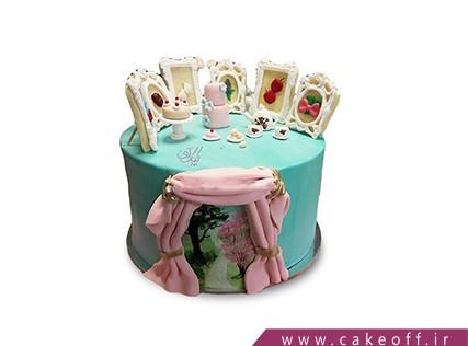 کیک عید نوروز - کیک حول حالنا | کیک آف