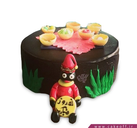 کیک حاجی فیروز